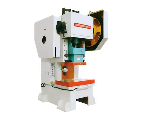 J21-160铸铁固定台压力机