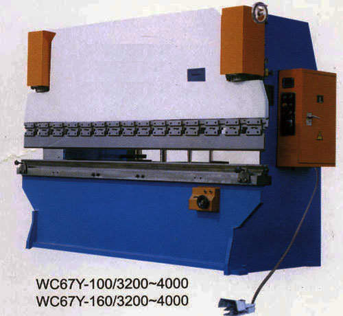 WC67Y-300X6000液压折弯机