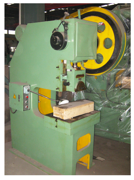 JC21-125固定台压力机